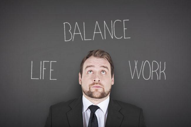 Как совмещать работу и личную жизнь