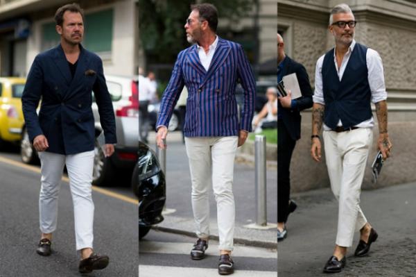 62299904a4c Мужская мода весна-лето 2016. Основные модные направления