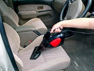 Автомобильный пылесос - нюансы выбора