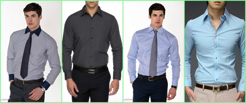 выбрать качественную рубашку