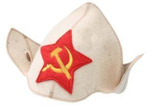 shapka-budenovka-serp-i-molot-belaya