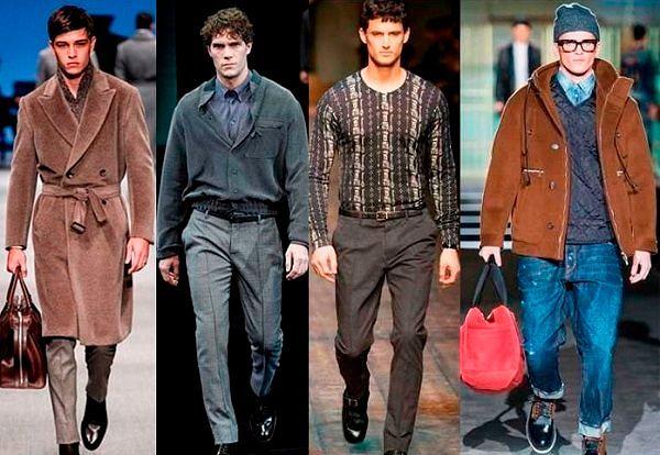 Модные тенденции в мужской одежде на весну-лето 2017