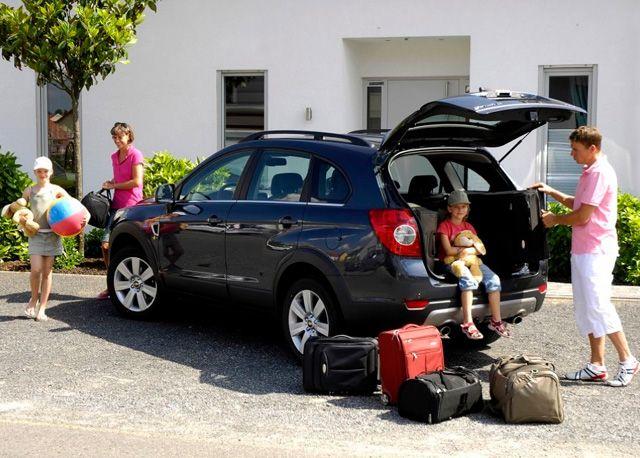 подготовка автомобиля к поездке