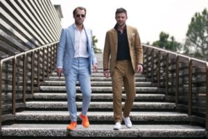 australian-tailor-patrick-johnson-suit-guerreisms-orange-sneakers-aviators-style-australian-sydney-melbourne-600x400