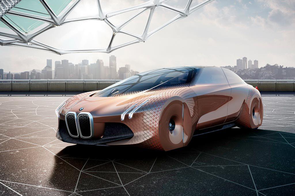 концепт – кар BMW Vision Next 100