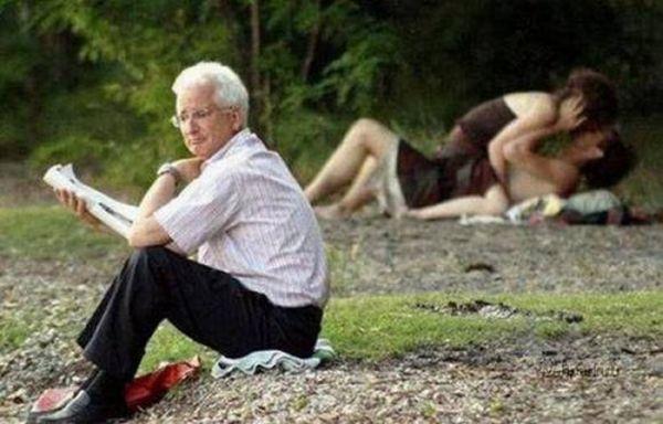 секс в общественных местах