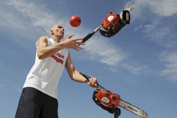 Жонглирование - cпорт или искусство