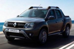 Renault Duster Oroch, Рено Дастер Ороч