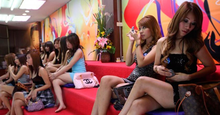 проститутки в китае