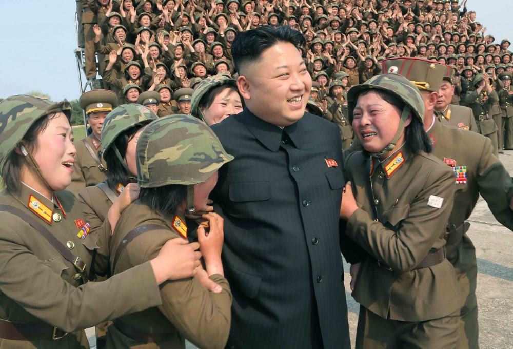 Северная Корея, ким чен ын