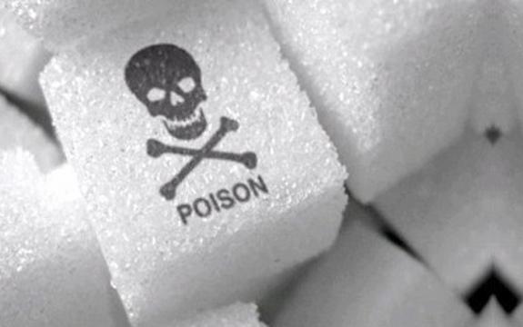 Сахар - белая смерть!