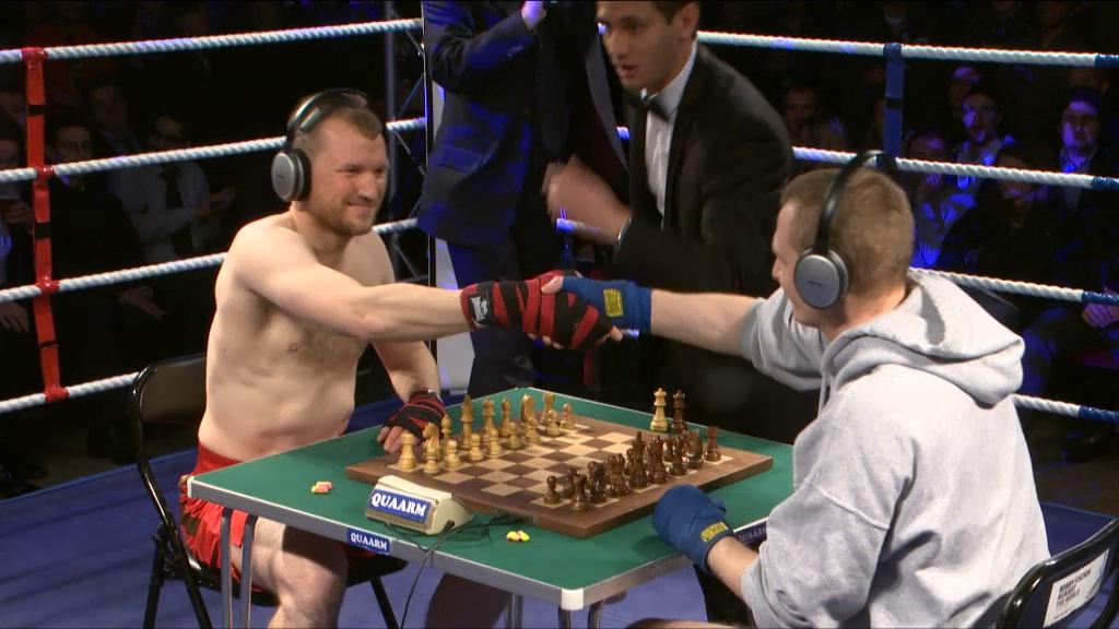 Шахбокс, Удивительные виды спорта