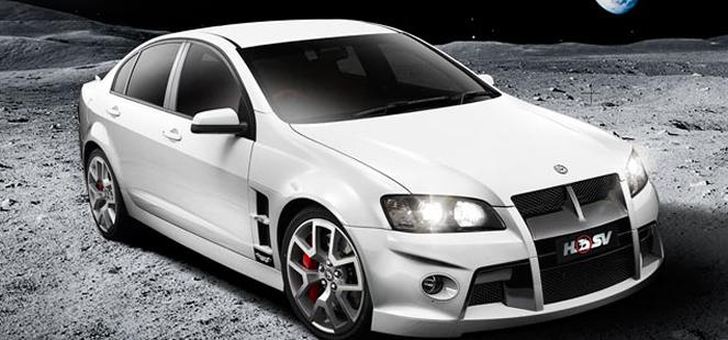 HSV W427 – долгожданный эксклюзив, Holden