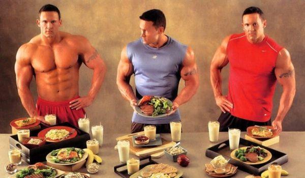 Идеальные продукты для спортивной диеты