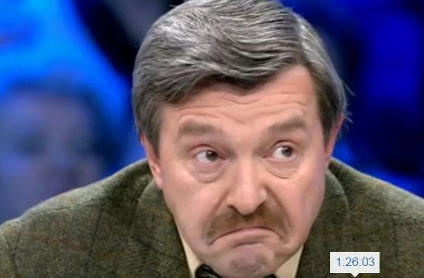 Григорий Амнуэль – противный либерал с противным голосом
