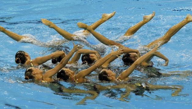 Синхронное плавание – грация, красота, совершенство