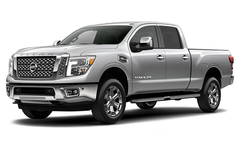 Nissan Titan, Лучшие пикапы от Nissan