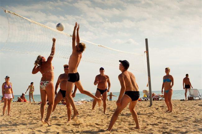 Лучшие летние развлечения на море