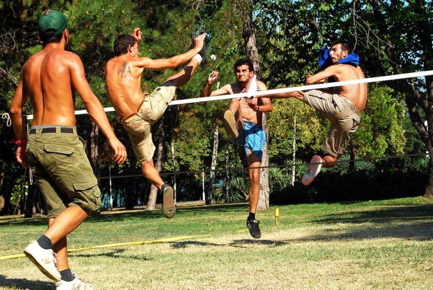 Футбэг, Забытые виды спорта