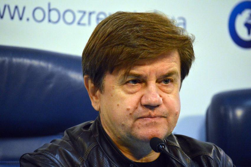 Вадим Карасев – стильный украинский политолог