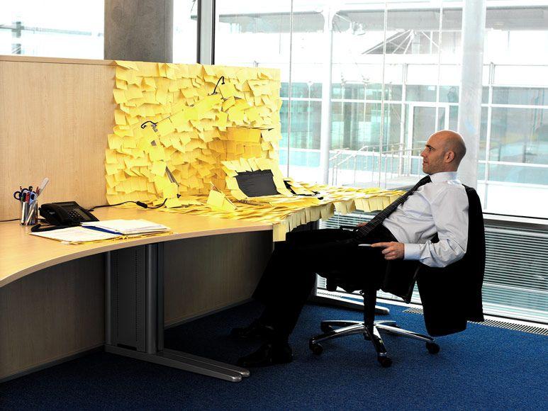 Как быть продуктивным и не делать на работе лишнего
