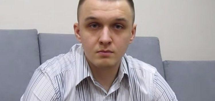 Томаш Мацейчук в роли хамоватого шляхтича на Рус ТВ