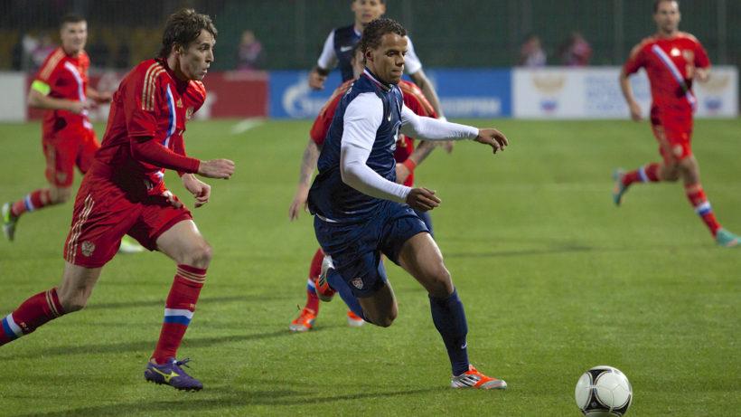 Россия - США: достижения в футболе за последние 25 лет