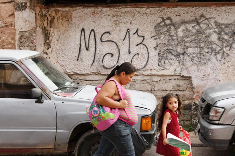 MS-13, «Мара Сальватруча»