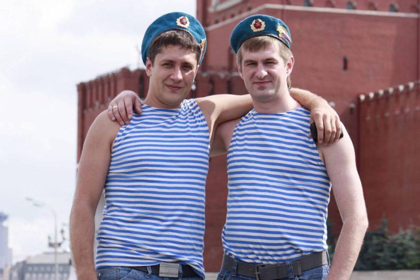 Тельняшки из Иваново для военных и гражданских