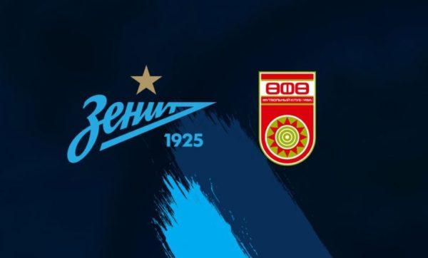 Зенит – Уфа