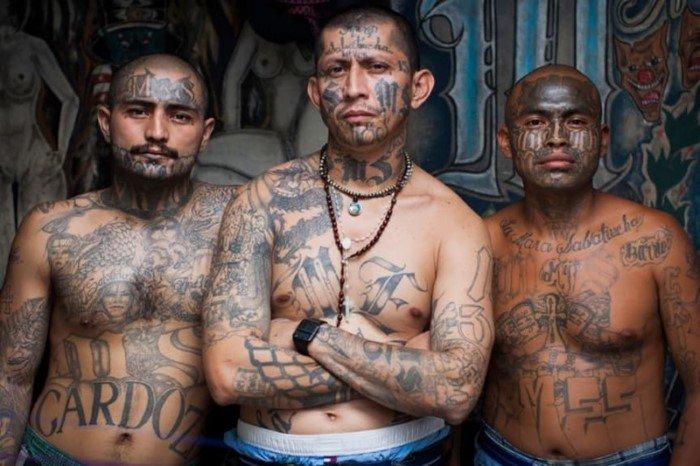 Самая жестокая банда в мире, Мара Сальватруча