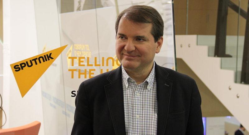 Владимир Корнилов: яркий представитель донецкой журналистики