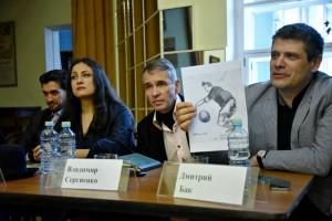 Владимир Сергиенко: немецкий политолог с русско-украинскими корнями