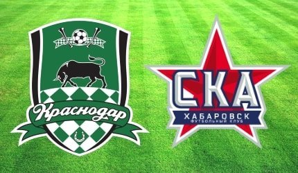 Краснодар - СКА Хабаровск