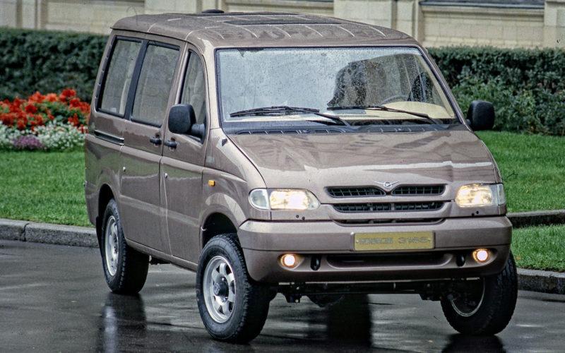 УАЗ-3165 «Симба»