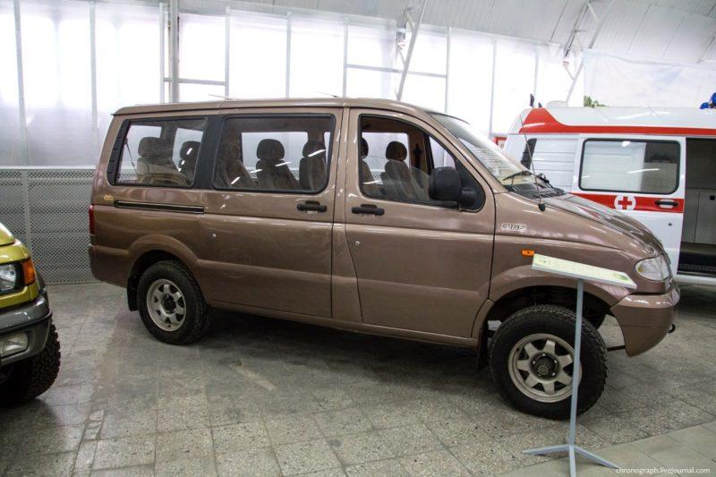 УАЗ-3165М