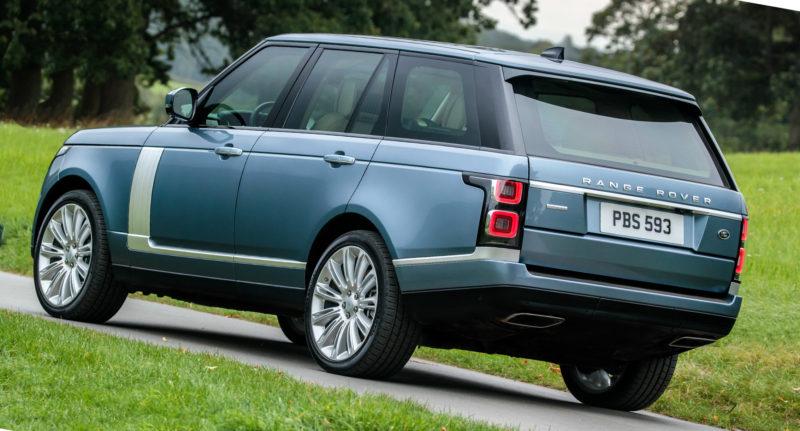 Какой будет новый Range Rover