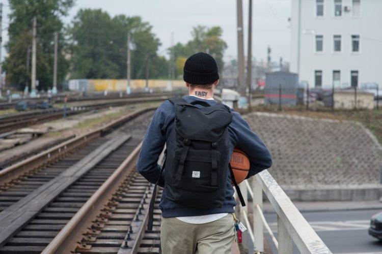Ракинг. Фитнес по мужски – рюкзак за плечами