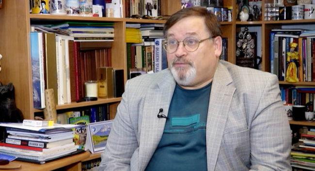 Владимир Скачко - журналист-«злободневник» с проницательным взглядом