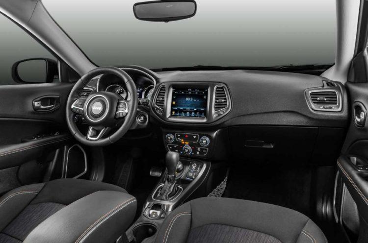 Новый Jeep Compass