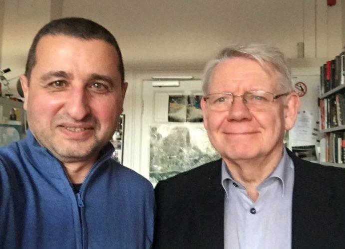 Александр Сосновский - умелый актер политических шоу