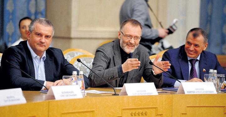 Сергей Михеев: с ним лучше не спорить – сметет любого!