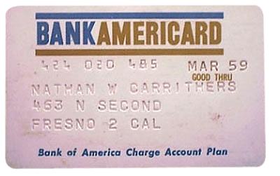 Как пластиковые карты и быстрые кредиты изменили сознание людей