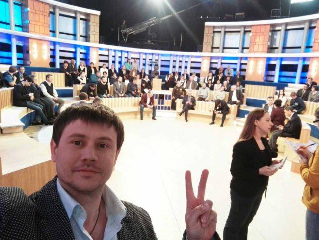 Кирилл Климчук: нагл, нахрапист и бесстрашен – просто парень «антиРашен»