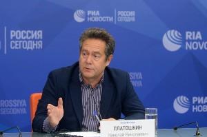 Николай Платошкин — свой среди своих