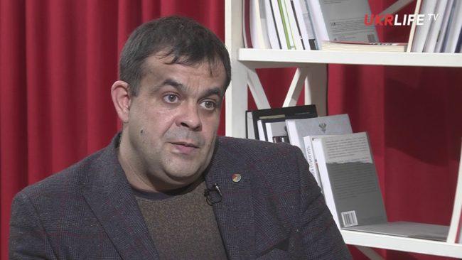 Руслан Рыгованов: борец за «майданную» Украину