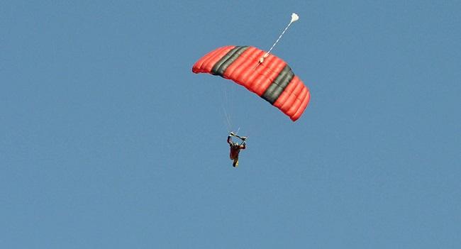 Есть ли шанс сохранить жизнь при отказе парашюта