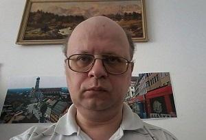 Евгений Кудряц: харьковско-баварский журналист, литератор и юморист