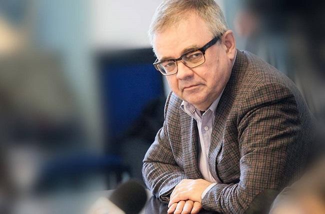 Владимир Мамонтов: обаятельный интеллигент на телевизионно-политических посиделках