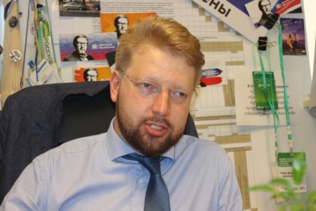 Николай Рыбаков: новые «семена» зрелого «Яблока»